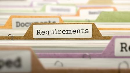 Requirements File Folder